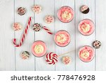 delicious christmas or new year ... | Shutterstock . vector #778476928