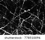black and white distressed... | Shutterstock . vector #778510096