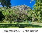 Park At Cueva Del Indio Cave I...