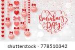 festive card for happy... | Shutterstock .eps vector #778510342