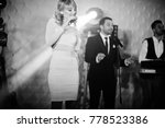 musicial music live band... | Shutterstock . vector #778523386