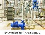industrial factory equipment...   Shutterstock . vector #778535872