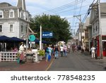 cape cod  massachusetts  ... | Shutterstock . vector #778548235