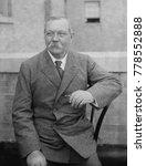 arthur conan doyle  a scotch...   Shutterstock . vector #778552888
