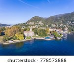 cernobbio  famous place of... | Shutterstock . vector #778573888