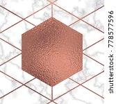 marble texture vector...   Shutterstock .eps vector #778577596