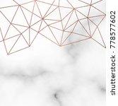 marble texture vector... | Shutterstock .eps vector #778577602