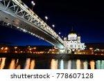 amazing architecture... | Shutterstock . vector #778607128