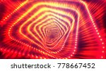 abstract vector background ... | Shutterstock .eps vector #778667452