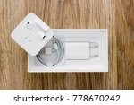 a set from a smartphone on the... | Shutterstock . vector #778670242