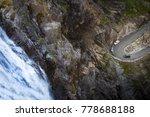 trollstigen mountain road.... | Shutterstock . vector #778688188