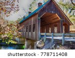 Emerts Cove Covered Bridge Nea...