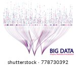big data analytics methods and... | Shutterstock .eps vector #778730392