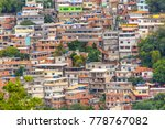 favela of babylon | Shutterstock . vector #778767082