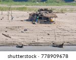 a view of the irrawaddy river... | Shutterstock . vector #778909678