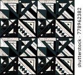 seamless geometric african...   Shutterstock .eps vector #778962382