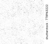 grunge black and white pattern. ...   Shutterstock . vector #778963222