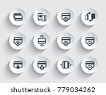 credit cards icons  mobile...