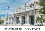 milano centrale timelapse in... | Shutterstock . vector #779059345