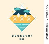 vector trendy icon and logo in...