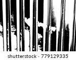 abstract background. monochrome ... | Shutterstock . vector #779129335
