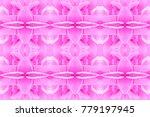 rose petals abstract... | Shutterstock . vector #779197945