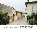 empty street of the old town... | Shutterstock . vector #779359306