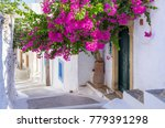 architecture in leros island ... | Shutterstock . vector #779391298