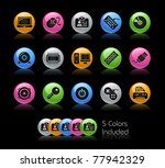 computer   devices icons  ... | Shutterstock .eps vector #77942329
