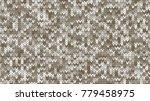 knitting melange texture.... | Shutterstock .eps vector #779458975