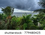 Ometepe Lake In Nicaragua With...