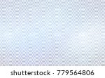 light blue vector red pattern...   Shutterstock .eps vector #779564806