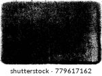 grunge black and white urban... | Shutterstock .eps vector #779617162