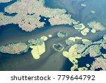 danube delta  romania  aerial... | Shutterstock . vector #779644792