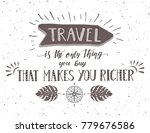 travel. vector illustration... | Shutterstock . vector #779676586