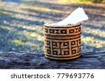 Bamboo Tissue Boxes Handmade...