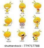 illustration mate  vector  can... | Shutterstock . vector #779717788