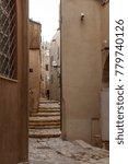 stone old city jaffa in tel aviv   Shutterstock . vector #779740126