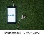los angeles  usa  october 23 ... | Shutterstock . vector #779742892