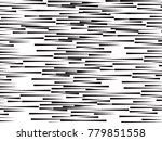 modern pattern with lines... | Shutterstock .eps vector #779851558