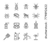 pest control  extermination ... | Shutterstock .eps vector #779892622