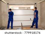 contractors installing  repair  ...