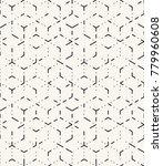 vector seamless pattern. modern ...   Shutterstock .eps vector #779960608
