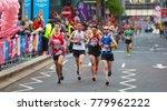 london  uk   april 23  2017 ...   Shutterstock . vector #779962222