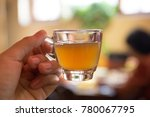 traditional chinese drink anli...   Shutterstock . vector #780067795