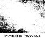 grunge black and white urban... | Shutterstock .eps vector #780104386