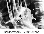 black and white abstract... | Shutterstock . vector #780108265