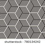 vector seamless pattern. modern ... | Shutterstock .eps vector #780134242