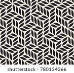 vector seamless pattern. modern ... | Shutterstock .eps vector #780134266