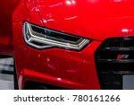 frankfurt  germany  september...   Shutterstock . vector #780161266